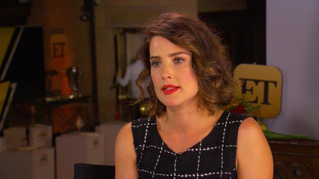 Cobie Smulders on Her Battle with Ovarian Cancer: 'It Was a Very Hard Time For Me'