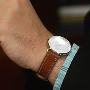 Withings Activité, the high-end watch with smart fitness hiding inside