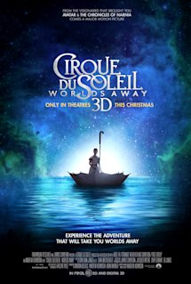 Poster of Cirque Du Soleil: Worlds Away