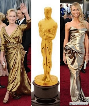 meryl streep oscar stacy keibler oscars 2012