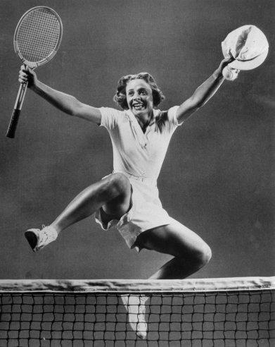 Alice Marble, the U.S. women's No. 1 in 1939. Gjon Mili—Time & Life Pictures/Getty Images