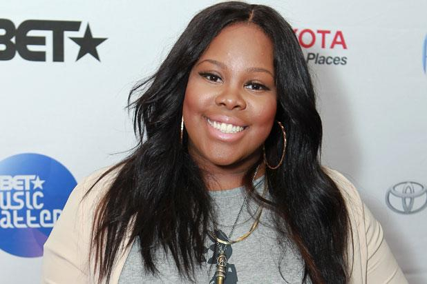 'Glee' Star Amber Riley Cast as Effie in West End Production of 'Dreamgirls'
