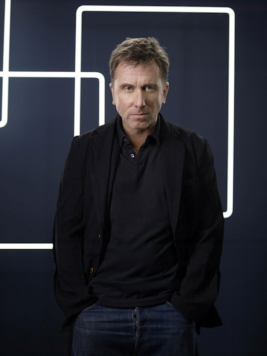 Tim Roth as Cal Lightman in &quot;Lie To Me.&quot; 