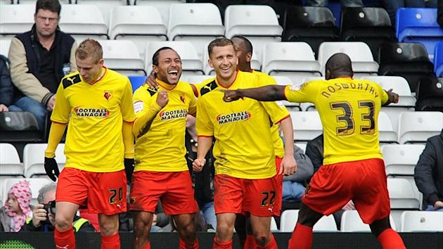 Watford are benefitting from the current Football League loan system