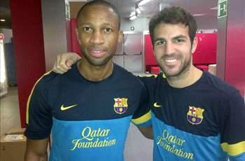 Barcelona has not changed since Vilanova appointment, claims Keita