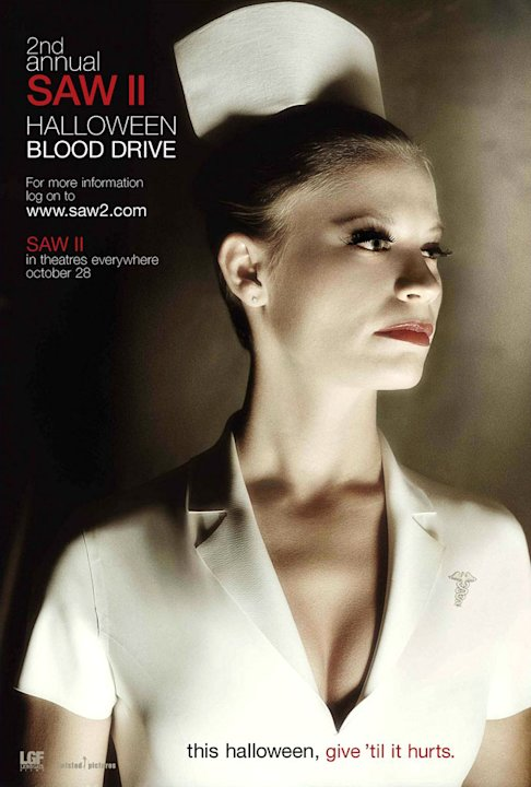 Saw Movie Posters Blood Drive 2009