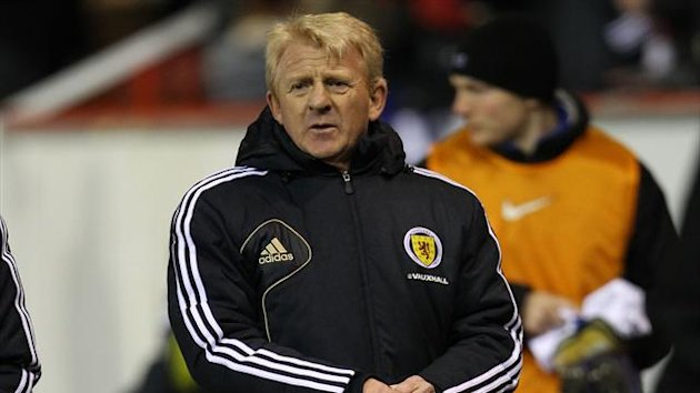Gordon Strachan is leaving the door open for international returns