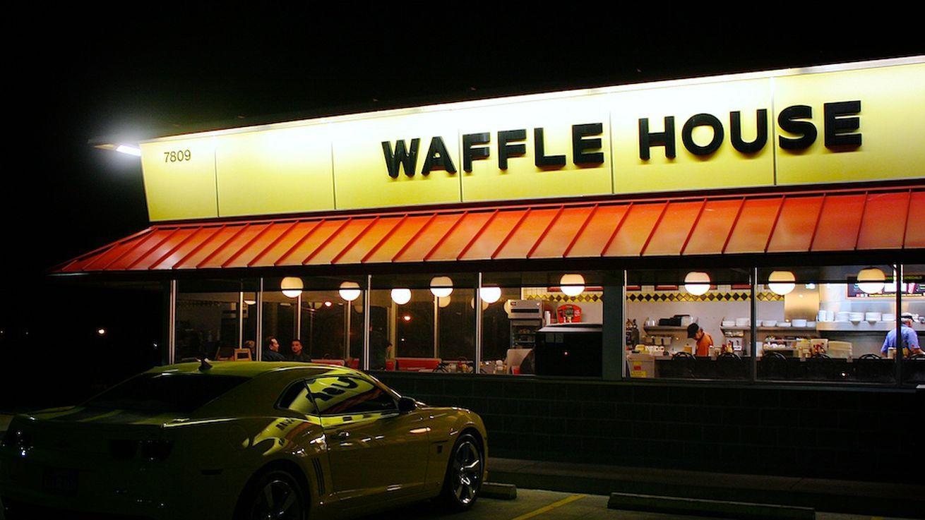 Efficient Waffle House Customer Enjoys Breakfast Before Robbing Restaurant