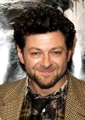Andy Serkis at the New York premiere of Universal Pictures' King Kong