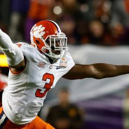 Three Clemson Players Named to Bronko Nagurski Award Watch List