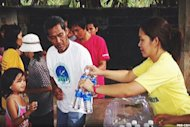 Palace: No politics in relief distribution