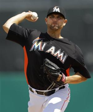 Nolasco helps Miami top Washington 3-1