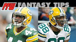 Packers' Starks, Finley both solid plays