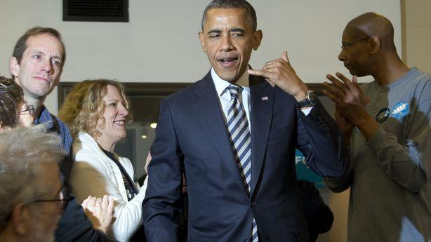 Obama's Third, Legacy-Defining Campaign Reboots Today