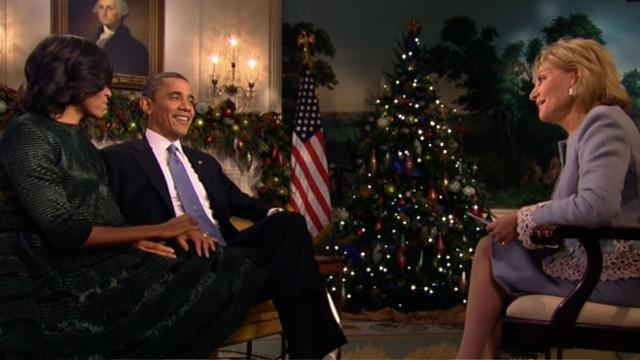 President, Michelle Obama's First Post-Election Interview