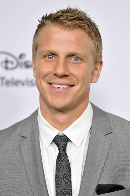 Sean Lowe arrives for the Disney ABC '2013 WInter TCA Tour' event on January 10, 2013 in Pasadena, Calif. -- Getty Images