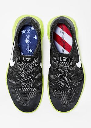 Nike's Team USA Flyknit shoes