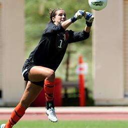 Hannah Seabert Talks Pepperdine in the NCAA Tournament