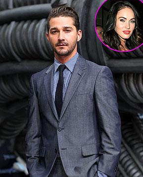 Shia LaBeouf: I Hooked Up With Megan Fox During Transformers