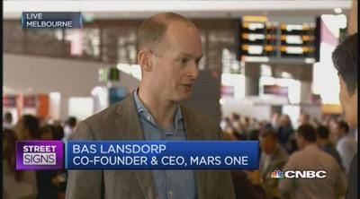 The millionaire offering a one-way ticket to Mars