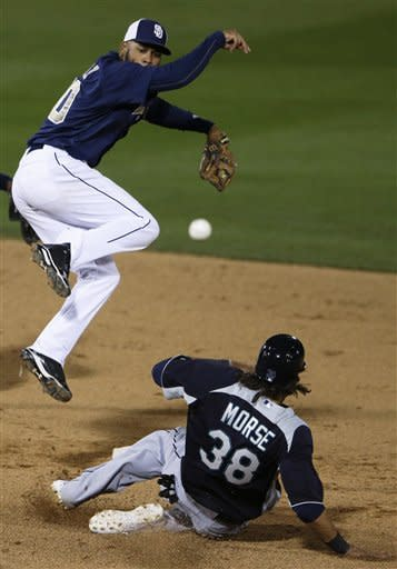 King Felix whiffs 9 as Mariners beat Padres 3-1