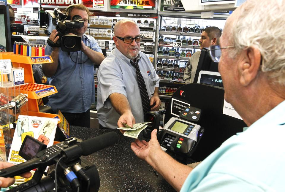 Should lottery winners' names be kept secret?
