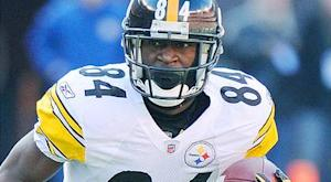 Steelers sign WR Brown to five-year extension