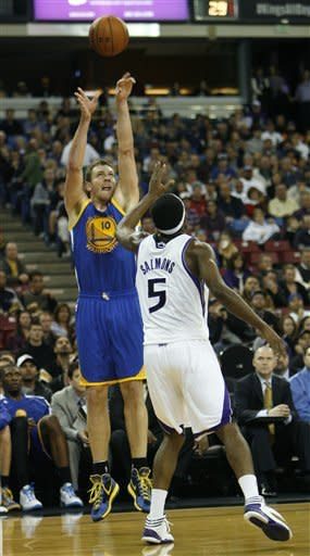 Kings snap 5-game skid, outlast Warriors 131-127
