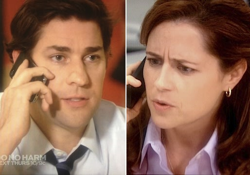 TVLine's Performers of the Week: Jenna Fischer, John Krasinski and Sarah Paulson