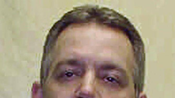 "FILE - This undated file photo provided by the Ohio Department of Rehabilitation and Corrections shows death row inmate Brett Hartman. Hartman was executed Tuesday, Nov. 13, 2012 at the Southern Ohio Correctional Facility in Lucasville, Ohio for the 1997 death of Winda Snipes.  Warden Donald Morgan said the time of death was 10:34 am. The Ohio Parole Board has unanimously denied Hartman's requests for clemency three times, citing the brutality of the Snipes' slaying and the ""overwhelming evidence"" of Hartman's guilt.  (AP Photo/Ohio Department of Rehabilitation and Corrections, File)"