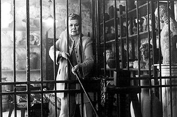 Judi Dench as M in MGM's The World Is Not Enough