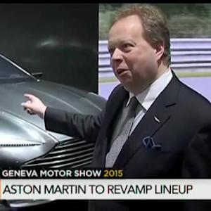 Aston Martin Looking to Appeal to More Women