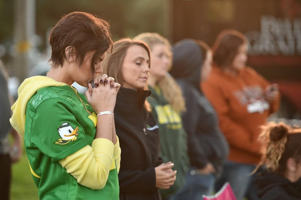 Victims, horror of Oregon shooting remembered at Sunday service