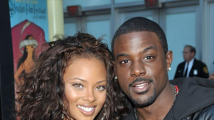 Next Day Air LA Premiere 2009 Eva Pigford Lance Gross