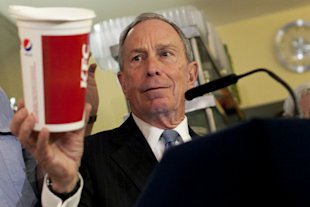 Bloomberg's drink ban 'wouldn't work here'