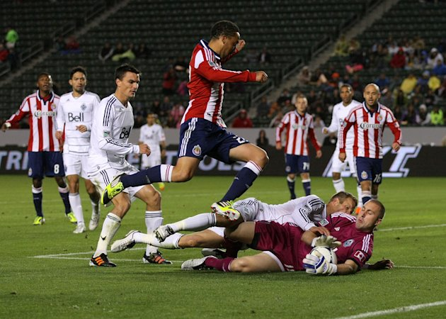 Vancouver Whitecaps v Chivas USA