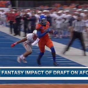 Fantasy impact of draft on AFC East