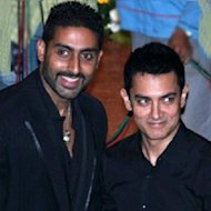 Abhishek Bachchan Learning A Lot From Aamir Khan On 'Dhoom 3' Sets