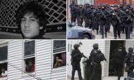 Boston Marathon Bombings 'Terror' Suspect Hunt
