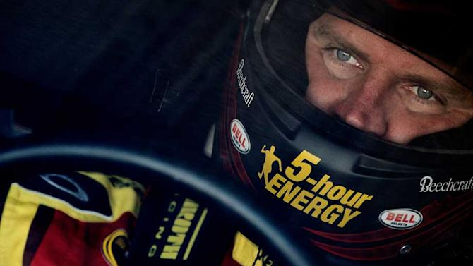 Bowyer knows luck plays part at Talladega