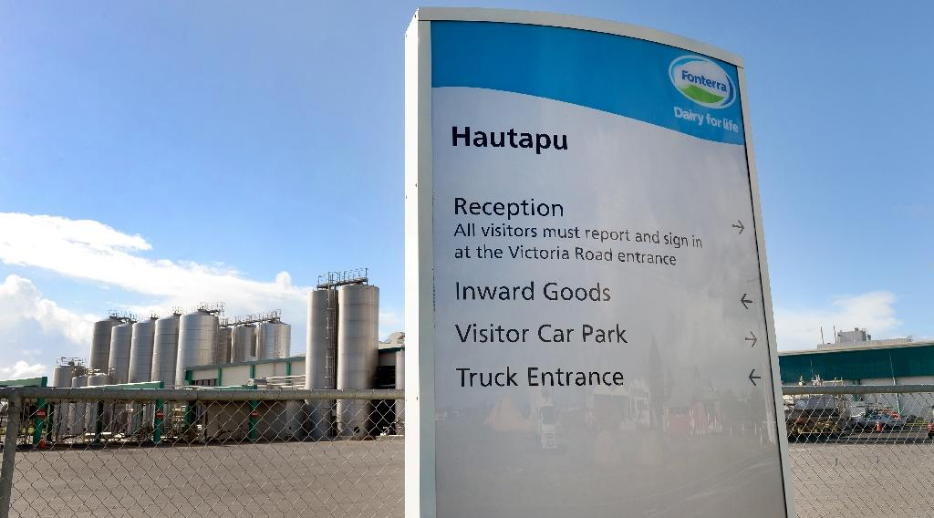 Man charged with blackmailing New Zealand dairy giant