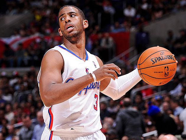 Chris Paul, Los Angeles Clippers agree to 5-year, $107 million max contract