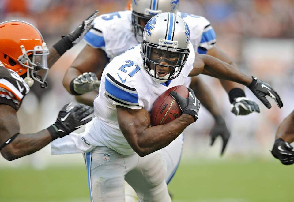Stafford sparks Lions to 31-17 win over Browns