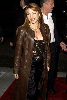 Jane Seymour at the Beverly Hills premiere of I Am Sam
