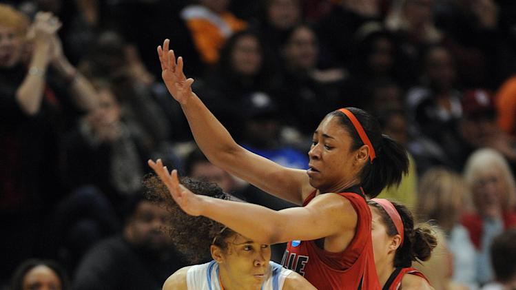 NCAA Womens Basketball: NCAA Tournament-Louisville vs Tennessee