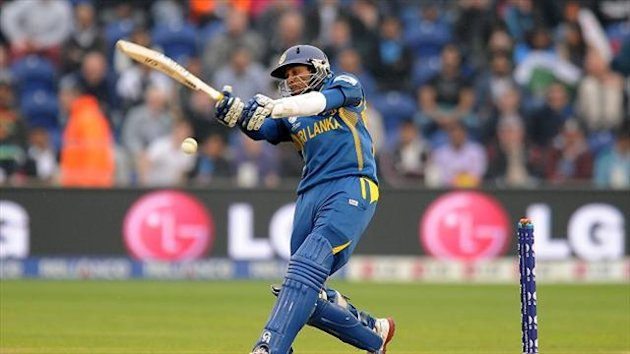 Tillakaratne Dilshan top-scored for Sri Lanka with 59 (PA Sport)