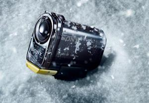 Sony's New Action Cam Wants to Go Skiing, Skydiving With You
