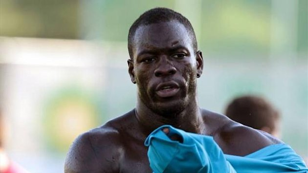 Chris Samba Anzhi
