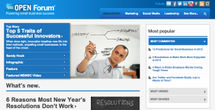 7 Tricks Content Marketing Trendsetters Can Teach You for 2013 image screen shot 2013 01 07 at 9.11.02 am