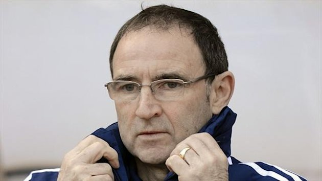 Martin O'Neill is on the verge of becoming Ireland manager